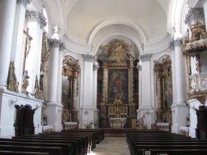 Klosterkirche Reisach