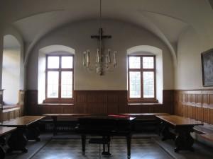 Refektorim im Kloster Reisach