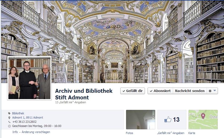 Admont Facebook