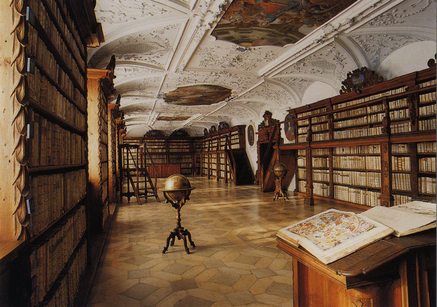 Bücherei Amberg