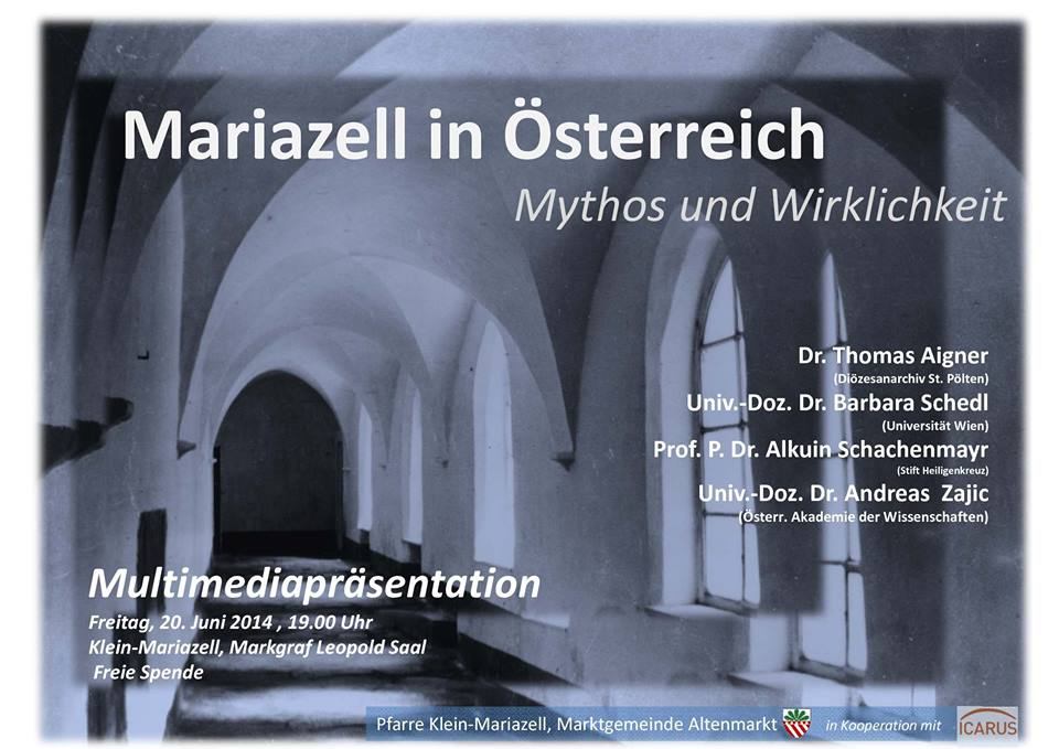 Mariazell Multimediapräsentation
