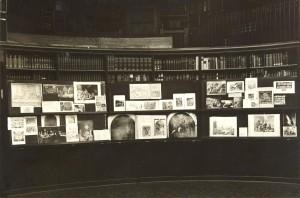 """Ein vernetztes """"Kultur-Gedächtnis"""" aufzubauen war das Ziel von Aby Warburgs Mnemosyne-Projekt, das im Warburg Institute seine Fortsetzung gefunden hat (Bild von http://www.mediaartnet.org/works/mnemosyne/)"""